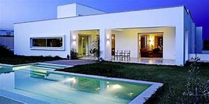 architecture moderne en tunisie agences darchitecture With ordinary plan maison en l 100m2 9 vente de plan de maison contemporaine