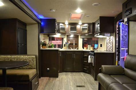 cherokee vfk  nose travel trailer  front