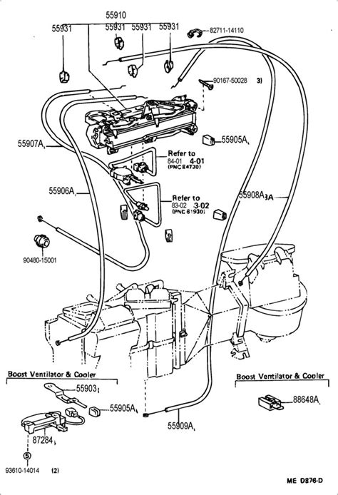 5591089136 - TOYOTA Control assy, heater or boost
