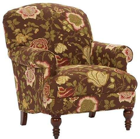 broyhill floral accent chair 014696 0q