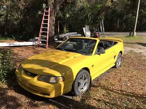 94' Ford Mustang GT Convertible for Sale in Brooksville, FL - OfferUp