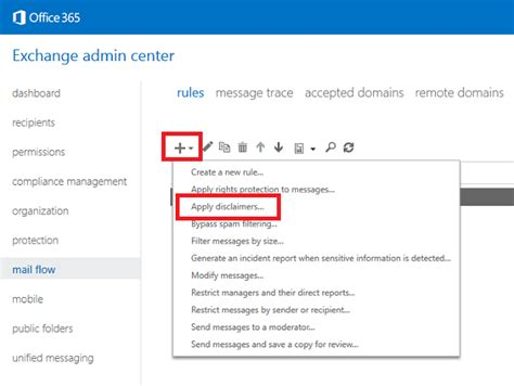 Office 365 Mail Website by How To Create Company Wide Email Signatures And