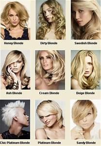 4 Incredible Types Of Blonde Hair