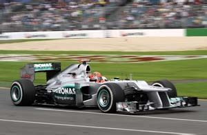 Whether that be qualifying results. Technical row over Mercedes' 'F-duct' wing | Formula 1 News