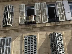 pose mural daikin en facade sans balcon marseille 13006 With climatisation sans groupe exterieur daikin