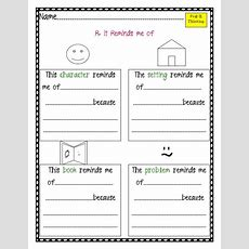 14 Best Images About Making Connections On Pinterest  Making Connections, First Day Of School