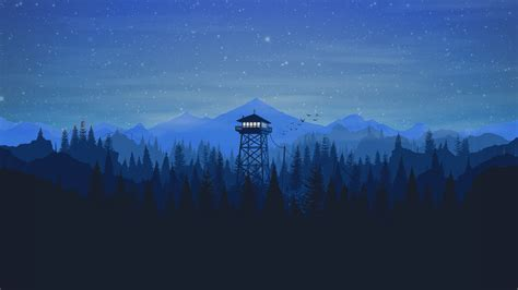 Firewatch Wallpapers 1920x1080 by 2560x1440 Firewatch 1440p Resolution Hd 4k Wallpapers