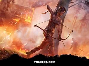 Tomb Raider Tomb Raider 9 Wallpaper