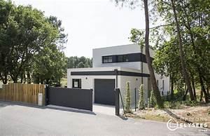 Numéro De Maison Design : superbe maison d 39 architecte contemporaine ~ Dailycaller-alerts.com Idées de Décoration