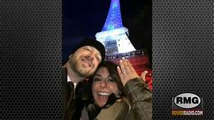 SHOCKING: Rover proposes to B2 in Paris! – Rover's Morning ...