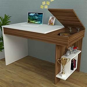 Schreibtisch Design Holz : schreibtisch holz modern com forafrica ~ Eleganceandgraceweddings.com Haus und Dekorationen