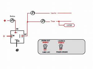 any trans brake line lock wiring gurus ls1tech With line lock wiring diagram