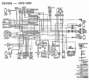 Cb125s Wiring Diagram