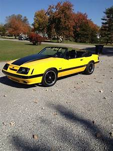 1985 Ford Mustang GT Convertible - Classic Ford Mustang 1985 for sale