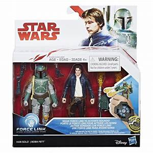 Star Wars 3 75 U0026quot  Force Link Wave 1 Set Of 2 Two