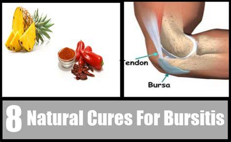 natural cures  bursitis   cure bursitis