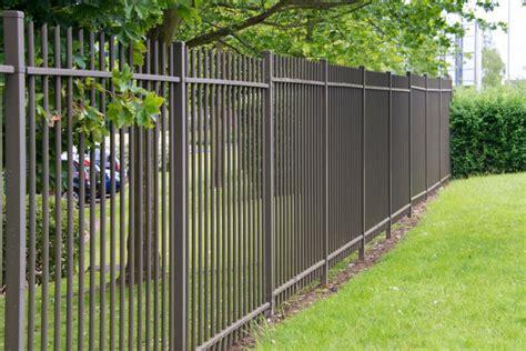iron fence ideas 32 elegant wrought iron fence ideas and designs