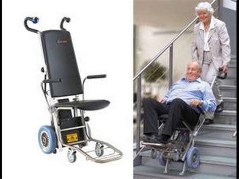 c max powered stairclimber evacuation access