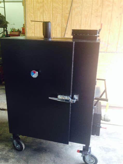gravity fed insulated bbq smoker bbq smokers custom