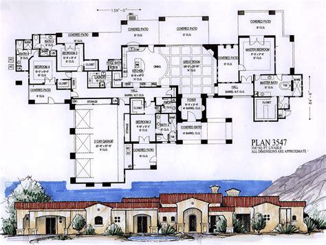 unique  square feet home plans blueprints