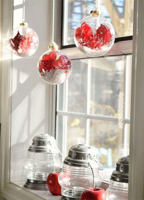 Weihnachtsdeko Fenster Kerzen by Weihnachtsdeko Fenster 30 Hervorragende Fensterdeko
