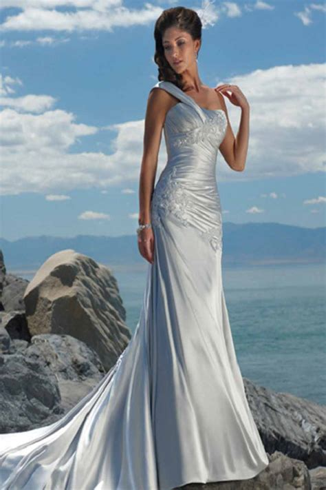 summer beach wedding dresses 2012 yusrablog com