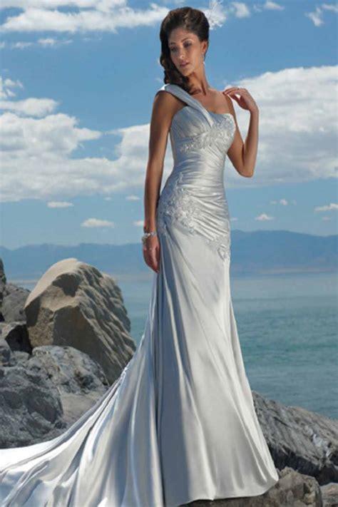 summer beach wedding dresses  yusrablogcom
