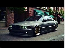 the best bmw e38 old school YouTube