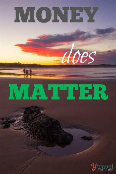 Money Does Matter