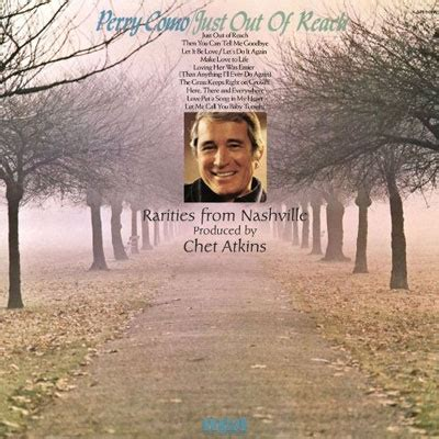 perry como just out of reach cd just out of reach perry como hmv books online rgm0191