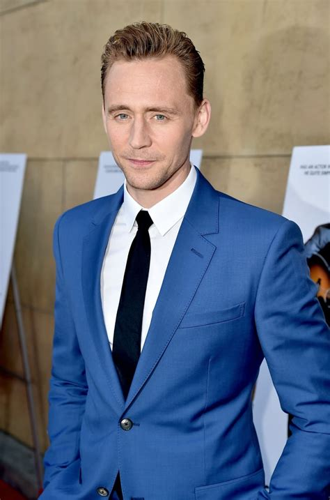 Sexy Smouldering Tom Hiddleston Photos | POPSUGAR ...