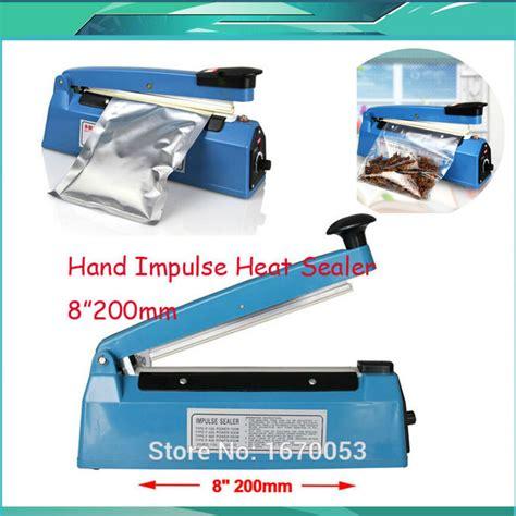 mm  wholesale price vv  heat sealing machine impulse sealer sealing machine poly