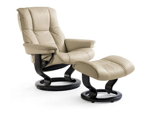 Recliner And Stool by Stressless Mayfair Recliner Stool Willis