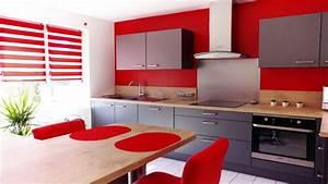 Cuisine Tout équipée Avec électroménager : cuisine cuisines nos mod les design de cuisines quip ~ Edinachiropracticcenter.com Idées de Décoration