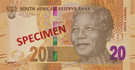 mandela bank notes start circulating pictures
