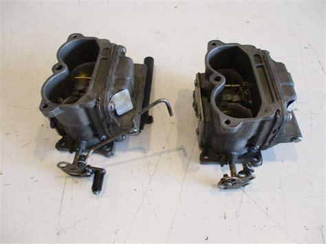 0433807 Evinrude Johnson Outboard Carb Carburetor Set 90