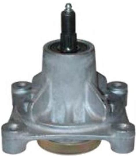 48 quot deck lawn mower spindle assembly for ayp sears