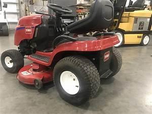 Toro Lx425 Riding Lawn Mower  Runs  Kohler Gas Engine