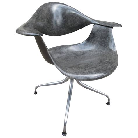 george nelson for herman miller daf swag leg chair for