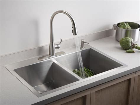 which side is water on a sink which kitchen sink basin is right for you