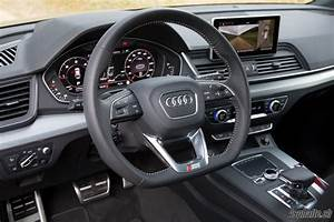 Audi Q5 Interieur : essai audi q5 2 0 tdi quattro ~ Voncanada.com Idées de Décoration