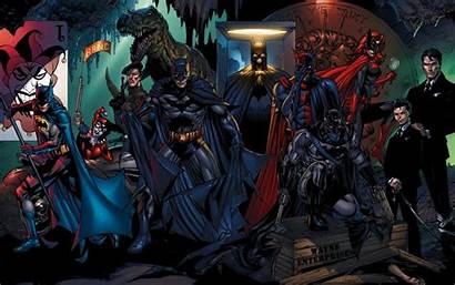 Dc Comics Wallpapers Batman Batcave Batwoman Hq