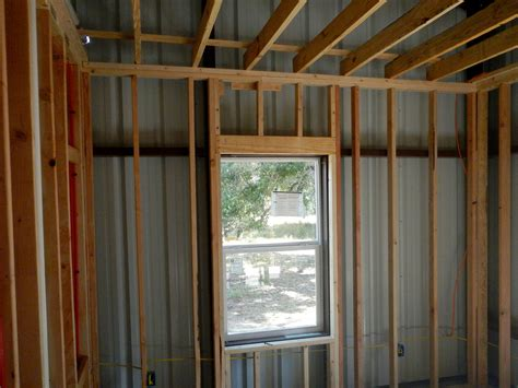 cheap home interiors barndominium com half home half workshop all steel