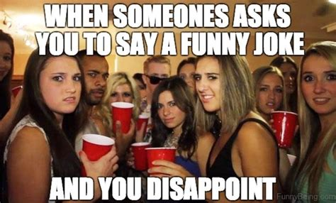 When You Say Nothing At All: 50 Most Funny Party Memes