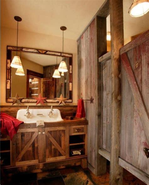 western bathroom decor elegant  stylish decor