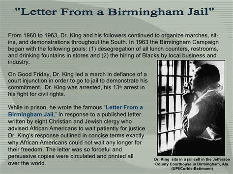 Mlk Letter From Birmingham Jail Rhetorical Analysis Essay