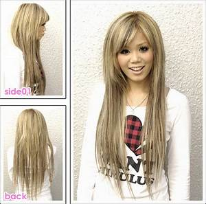 Coupe Cheveux Tres Long : coupe de cheveux long d grad effil ~ Melissatoandfro.com Idées de Décoration
