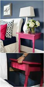30, Amazingly, Creative, And, Easy, Diy, Nightstand, Projects