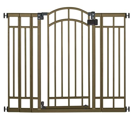 baby gates with pet door best baby safety gates
