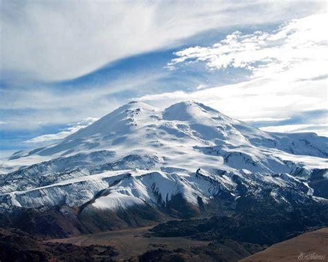 expeditie elbrus beklimmen noordzijde mountain network